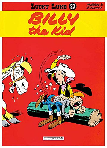 Lucky Luke: Lucky Luke 20/Billy the Kid (Tous Publics)