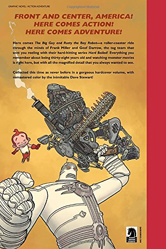 Big Guy and Rusty (2nd edition) by Dark Horse Books