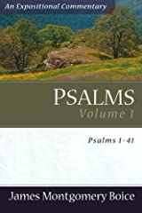 Psalms  Voume 1: Psalms 1-41 (An Expositional Commentary) Paperback