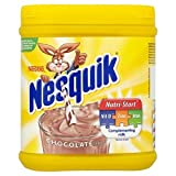 Nesquik Chocolate Milkshake Tub 500g - Pack of 6