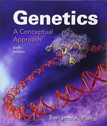 Genetics: A Conceptual Approach cover