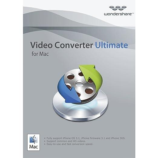 Amazon.com: Wondershare Video Converter Ultimate for Mac [Download ...