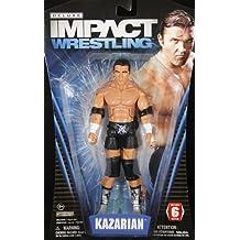 TNA Wrestling Deluxe Impact Series 6 Action Figure Kazarian