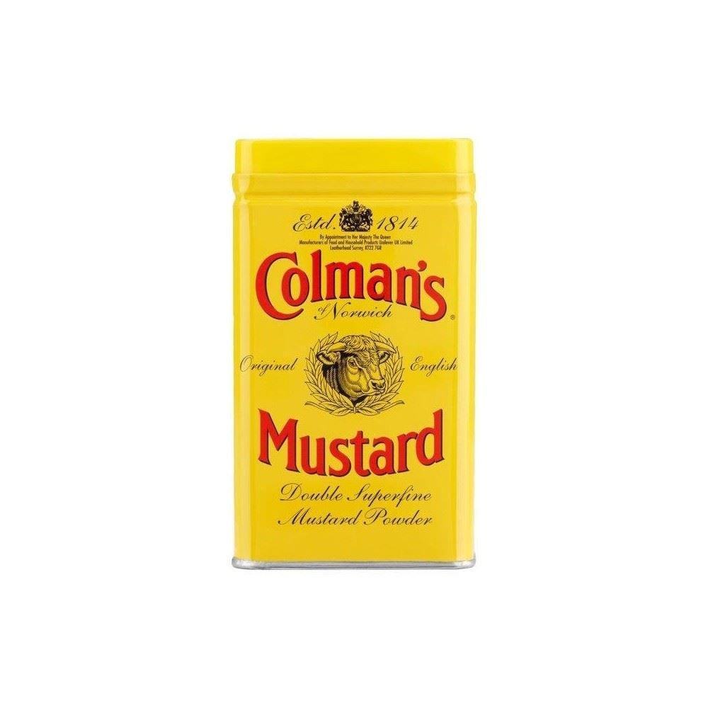 Colman's Mustard Powder (113g) - Pack of 6