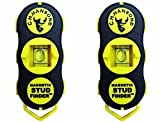 CH Hanson 03040 Magnetic Stud Finder - 2 Pack
