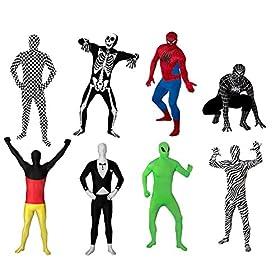 - 51oA8XPw 1L - Funsuits Bodysuit Halloween Costume Size S/M/L/XL/XXL – Several Designs