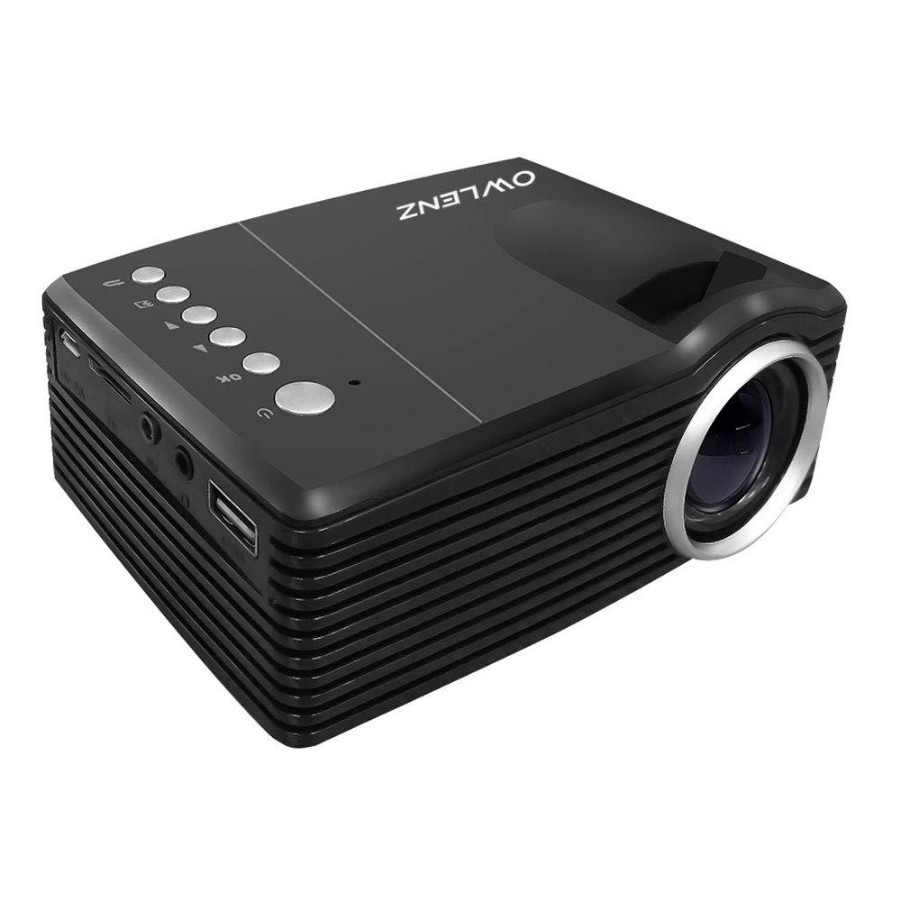 SKAISK Proyector 3D 4K HD Proyector Inteligente 1080P Mini Cine En ...