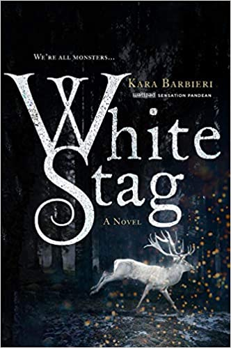 Image result for White stag By Kara Barbieri