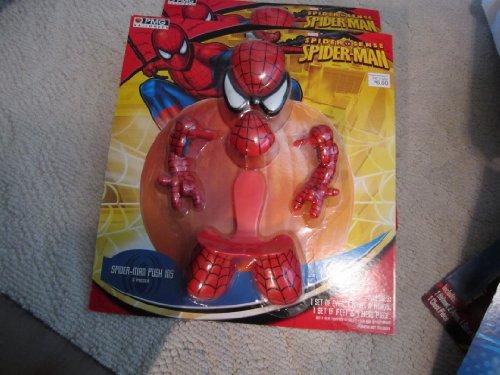 Spideman Spider Man Pumpkin Push In Halloween Decorate Set -