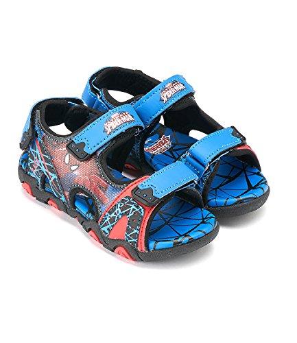 Spiderman Jungen Sandalen - blau Blau