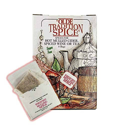 (Olde Tradition Spice: Mulling Spices in Tea Bags- 8)