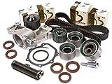 Evergreen TBK172AHWPT Subaru EJ18 EJ22 90-Feb.97 Timing Belt Kit Water Pump