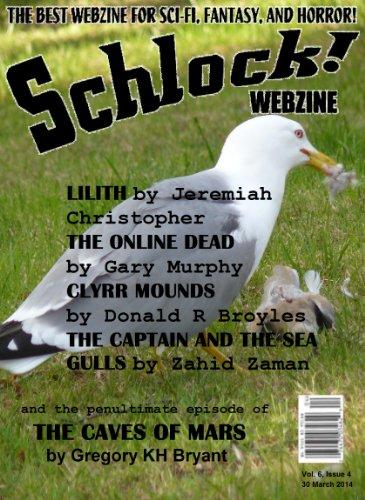 Schlock! Webzine Vol. 6, Issue 4
