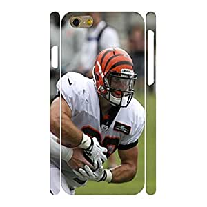 Pure Hipster Phone Accessories Print Football Athlete Action Pattern Skin Case For Iphone 4/4S Cover