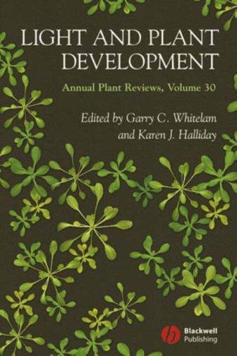 Annual Plant Reviews, Light and Plant Development (Volume 30)