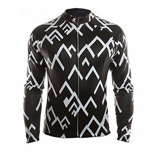 Uglyfrog 2017 UG8 New Classical Thermal Fleece Winter Long Sleeve Cycling Jersey Mountain Triathlon - Sydney Clothing Triathlon