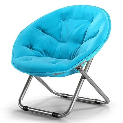 Amazon.com: Sillón grande para adultos, sillas plegables de ...