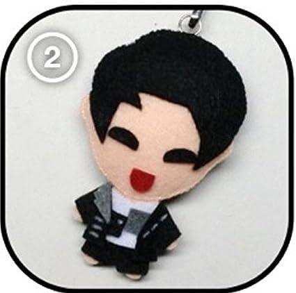 VIXX Leo - Voodoo Doll KPOP Handmade Doll Keychain