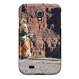 Tpu UjhpH40501fjbra Case Cover Protector For Galaxy S4 - Attractive Case