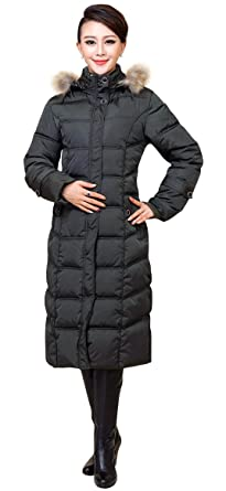 474d7403ce6 ACE SHOCK Winter Coat Women Plus Size