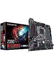 PLACA MÃE GIGABYTE Z390 M GAMING LGA 1151 (300 Series) Intel Z390 HDMI SATA 6Gb/s USB 3.1 Micro ATX Intel