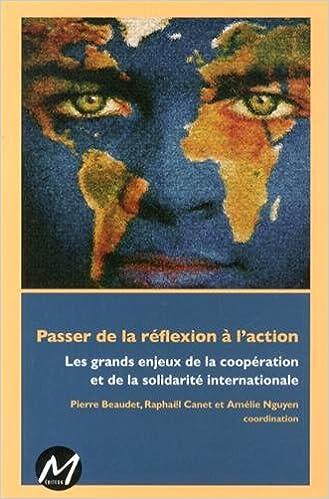 Ebooks gratuits pour téléphones mobiles télécharger Passer de la réflexion à l'action by Pierre Beaudet DJVU