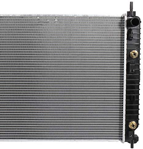 TUPARTS Radiator 13057 Replacement fit for 2009 2010 2011 2012 2013 2014 2015 Chevrolet Captiva Saturn Vue CU13057 GM3010523