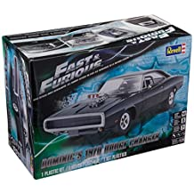Revell Fast & Furious Dominic's 1970 Dodge Charger Plastic Model Kit