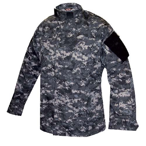 Tru-Spec TRU Long-Sleeve Shirt Poly-Cot Digi Urban L-Reg 1294005 by Tru-Spec