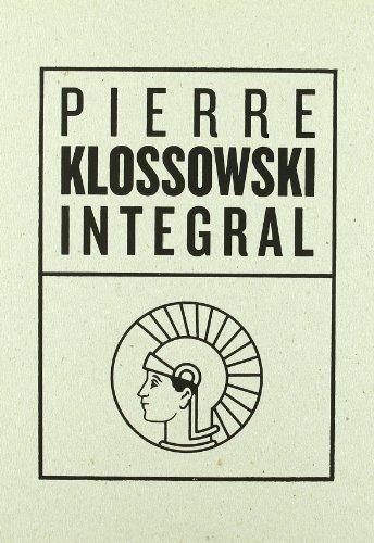 Descargar Libro Estuche Integral +cartas A Betty Pierre Klossowski