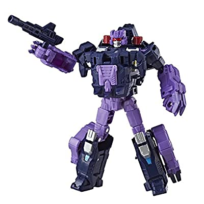 Transformers Generations Power of the Primes Deluxe Class Terrorcon Blot: Toys & Games