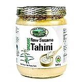 New World Foods Sesame Tahini, Raw Organic 500g