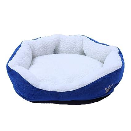 Cupcinu Cama para Perro Casa de Nido de Mascotas Cama para Gato Manta de Perro Esteras
