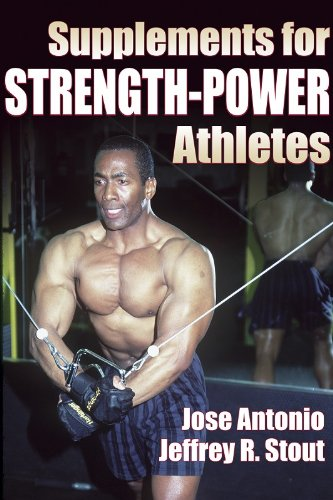 Supplements for Strength-Power Athletes by Brand: Human Kinetics