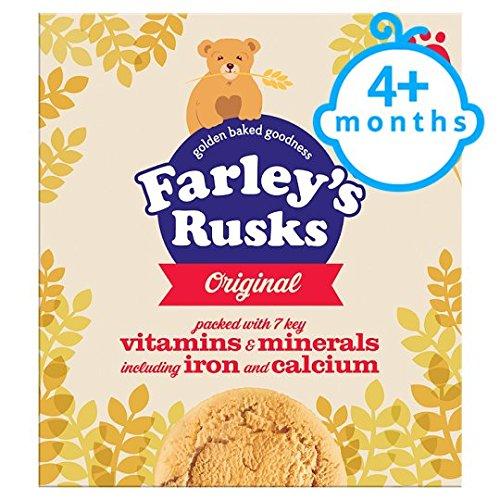 Farleys Rusks 4 Month Original X 18 300G Brand Farleys