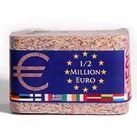 1/2 Million Euro Schreddergeld als Barren