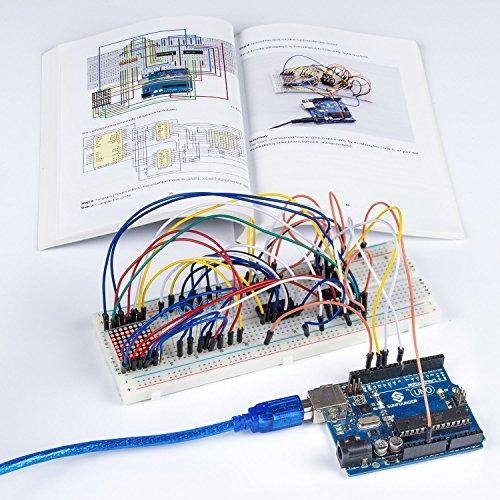 Sunfounder rfid starter kit for arduino uno r mega nano