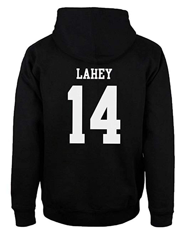 Rying Femme Hommes de Teen Wolf Beacon Hills Stilinski Lahey McCall Lacrosse Sweat /à Capuche