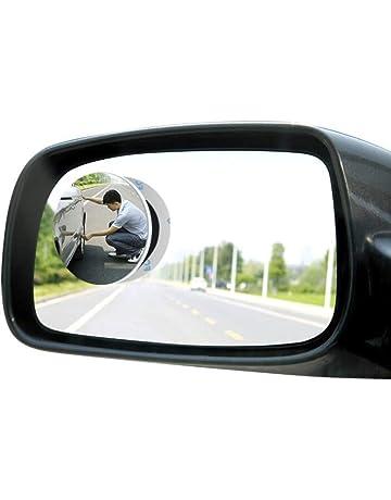Gazechimp Aile De Porte Miroir en Verre Chauff/é Bleu C/ôt/é Passager Gauche pour BMW X5 E53 99-06 182x129x10mm Droit