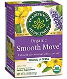 Traditional Medicinal's Smooth Move Herb Tea (3x16 bag)