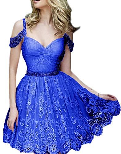Martha Lia Women's Short Homecoming Dresses Spaghetti Straps Bridesmaid Dresses