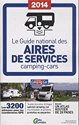 Le guide national des aires de services camping-cars