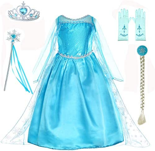 Princess Costumes Birthday Party Accessories product image
