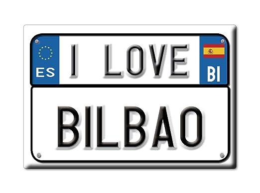 Enjoymagnets Bilbao Souvenir IMANES DE Nevera Reino Unido PAÍS ...