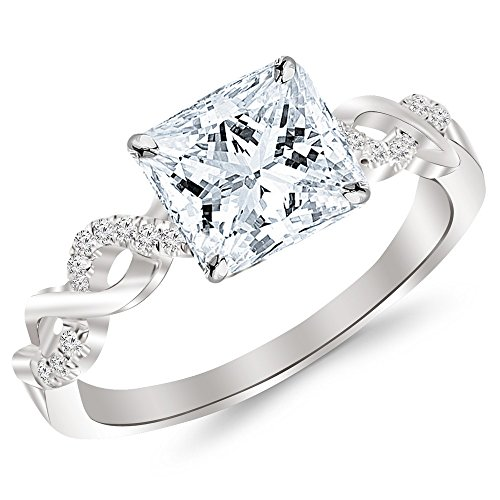 0.25 Ct Diamond Ring - 1