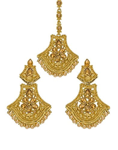 Bindhani Wedding Bridal Pakistani Earrings product image