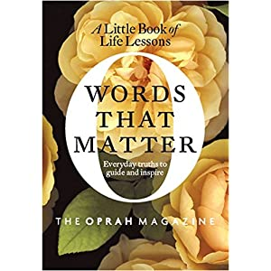 Ratings and reviews for Words That Matter: A Little Book of Life Lessons
