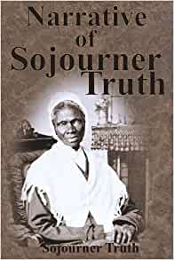 What books did sojourner truth wrote