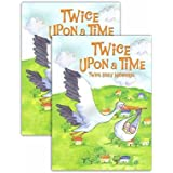 NEW EDITION! Twice Upon A Time Twins Baby Memory Books...