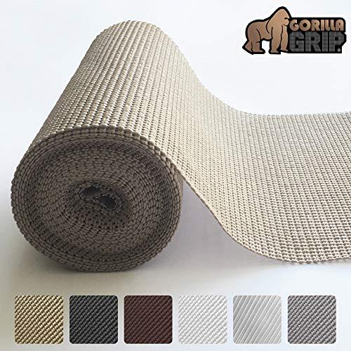 (Gorilla Grip Original Drawer and Shelf Liner, Non Adhesive Roll (12